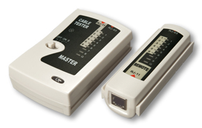 Cable Tester RJ45/12/11/10