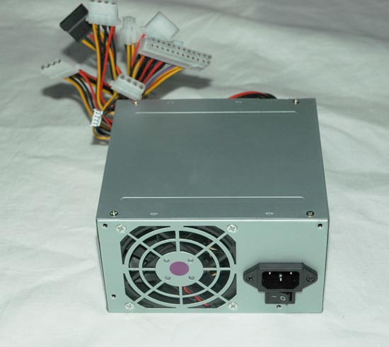 450 WATT POWER SUPPLY FOR PC ATX 24-pin