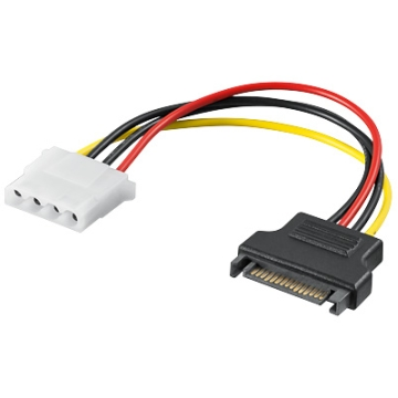 SATA POWER CABLE - MOLEX
