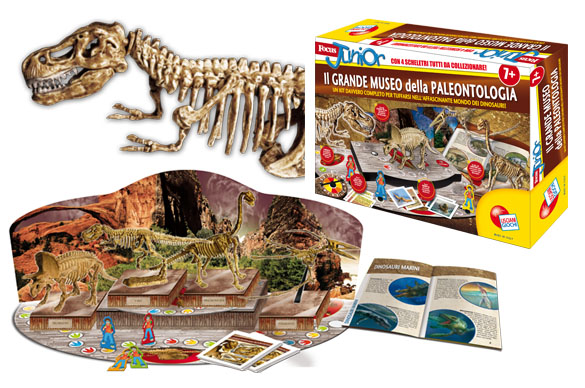 The Great Museum of Paleontology