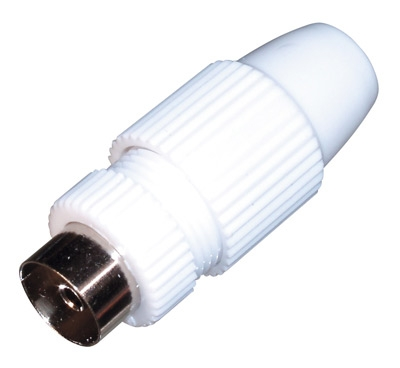 9.5 mm female coaxial connectors. - 75 DB ATTENUATION TOOL STRAI