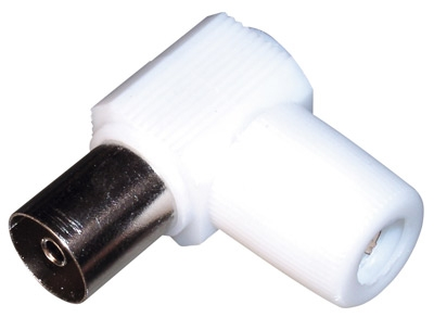 9.5 mm female coaxial connectors. - 75 DB ATTENUATION TOOL CONNE