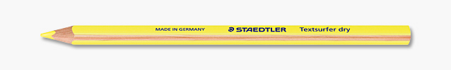 Dry Highlighter Pencil textsurfer